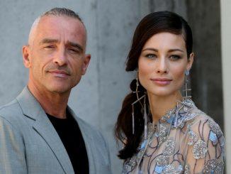 Marica Pellegrinelli e Eros Ramazzotti