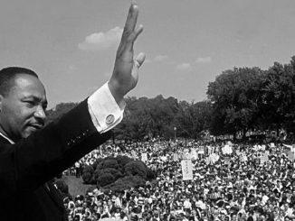 Martin Luther King vita morte