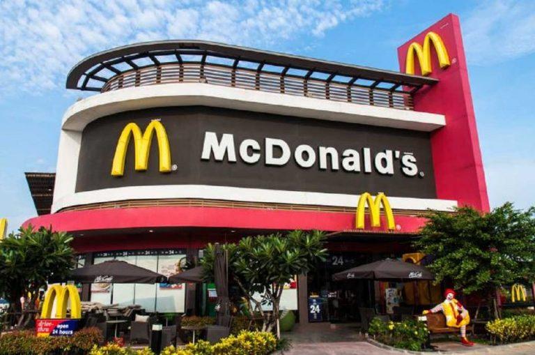 McDonald's menu dipendenti, cosa non mangiare