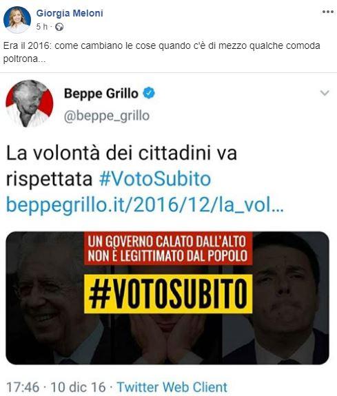 Meloni Grillo