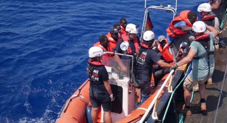Migranti Nave Eleonore