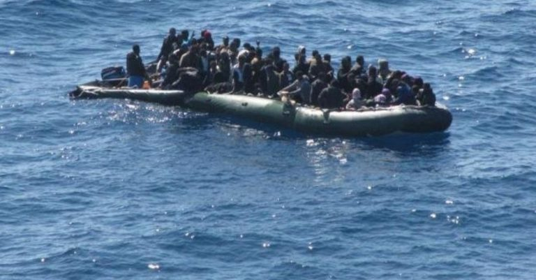migranti salvati