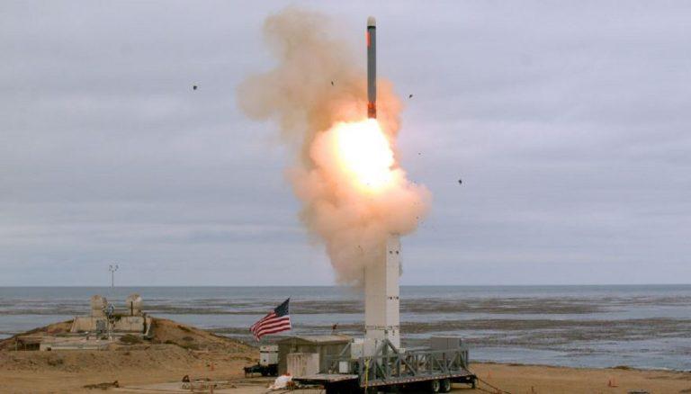 Missile nucMissili nucleari Usa test Pentagonoeare Usa test Pentagono