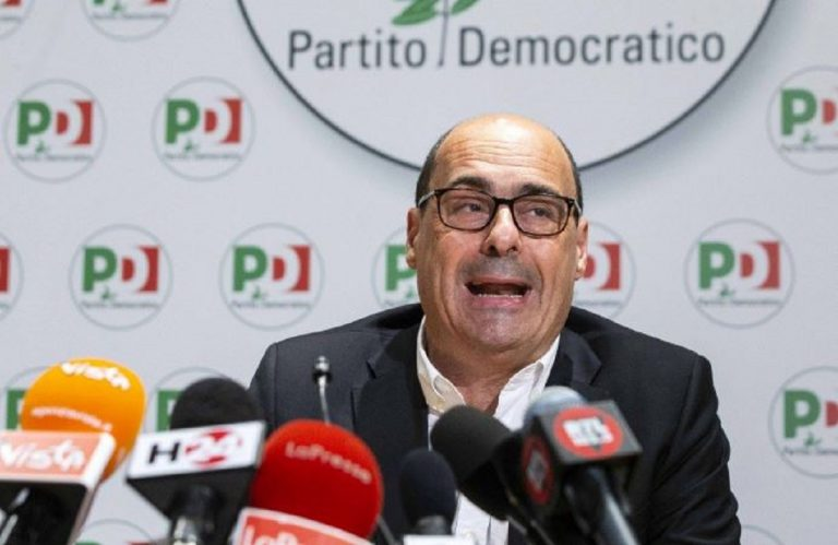 Nuovo governo ipotesi Zingaretti m5s