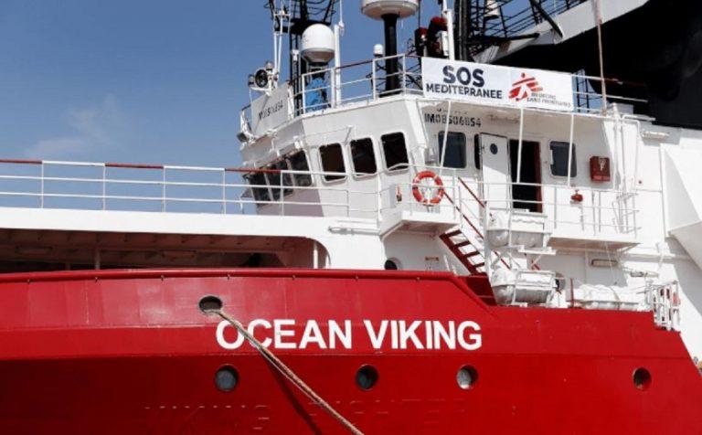 Ocean Viking, Malta nega carburante