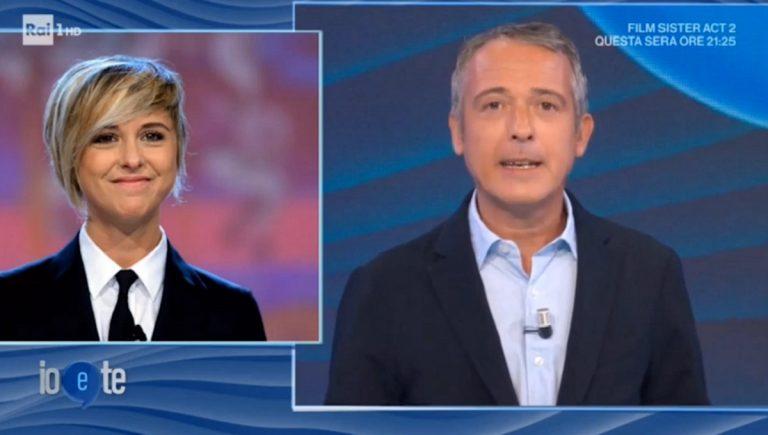 Morte Nadia Toffa: Pierluigi Diaco le chiede scusa in diretta
