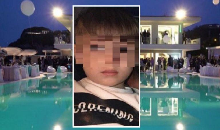 pozzuoli autopsia bimbo morto piscina