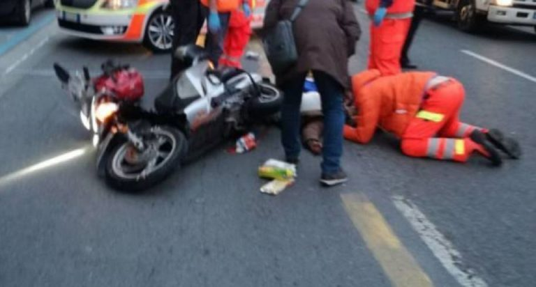 Pulsano incidente Taranto oggi