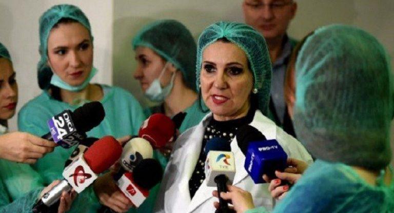 Romania ricoverato in ospedale psichiatrico