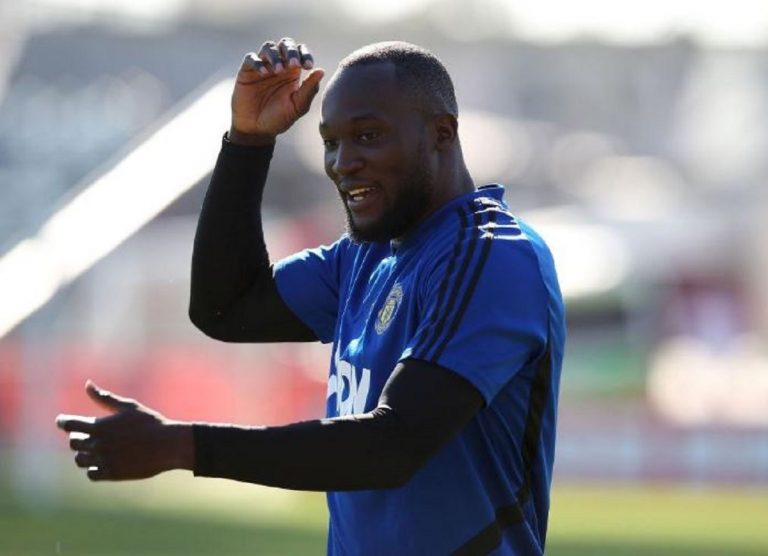 Romelu Lukaku all'Inter