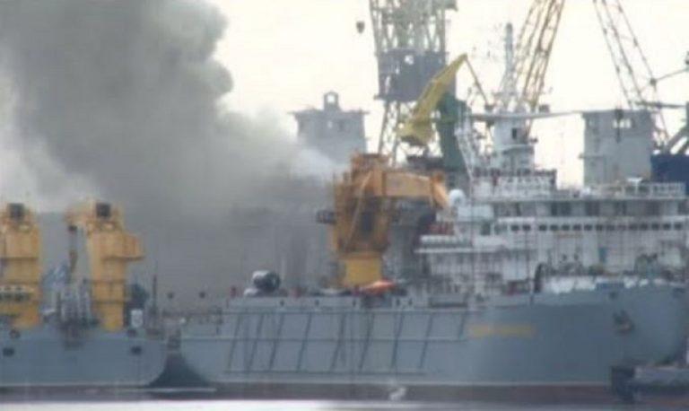 Russia, incendio in base di sottomarini atomici
