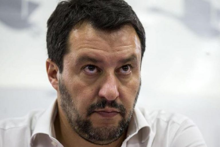 Salvini zingaraccia