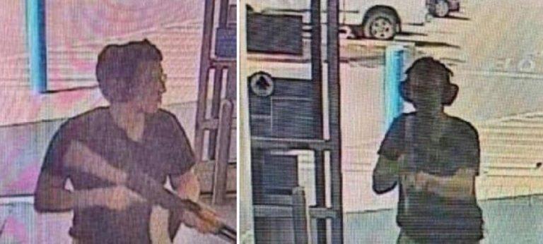 sparatoria a El Paso