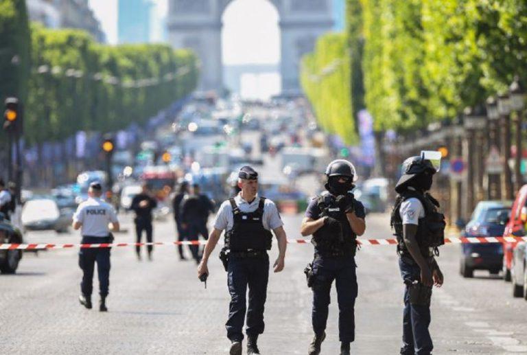 Sparatoria Parigi oggi Booba