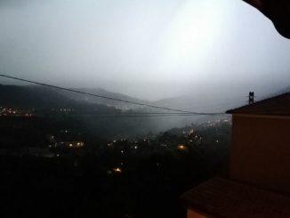 temporale Genova