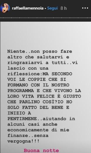 Teresa Cilia contro Mennoia