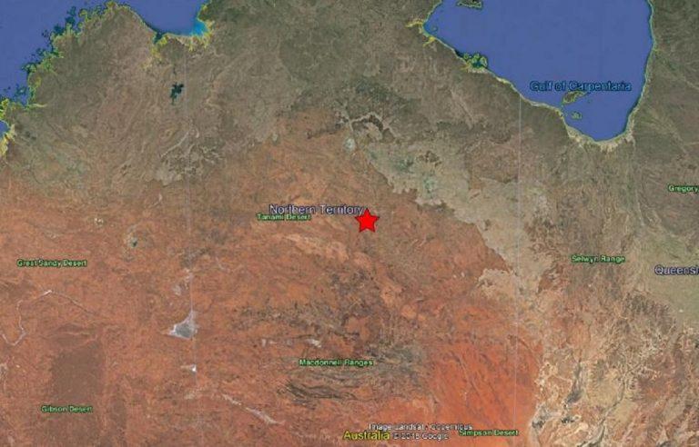 Terremoto in Australia oggi
