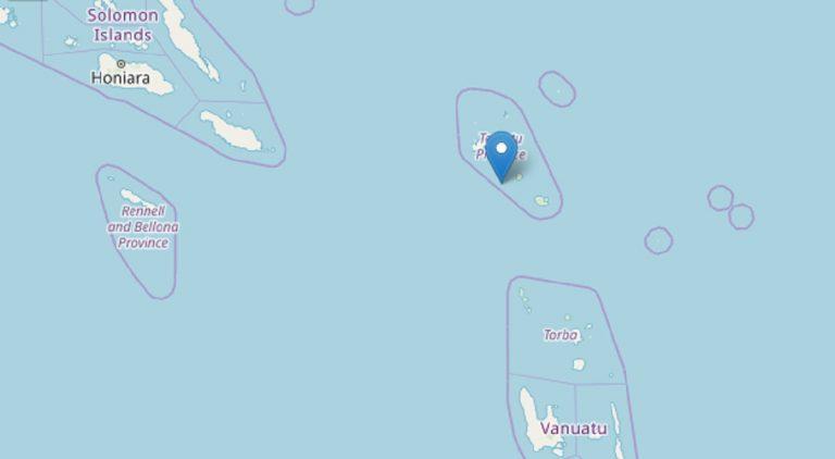 News Isole salomone Notizie