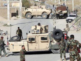 Afghanistan esplosione comizio