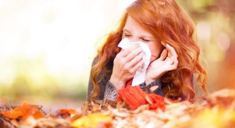 allergia autunno