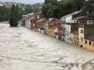 Alluvione spagna