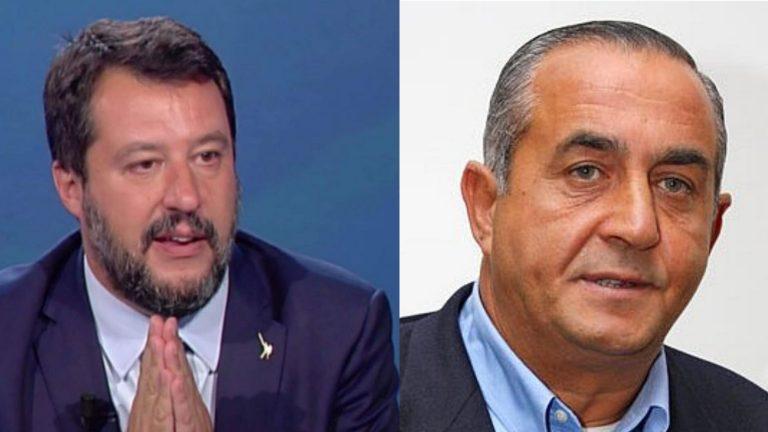 Carmelo Lo Monte lascia la Lega
