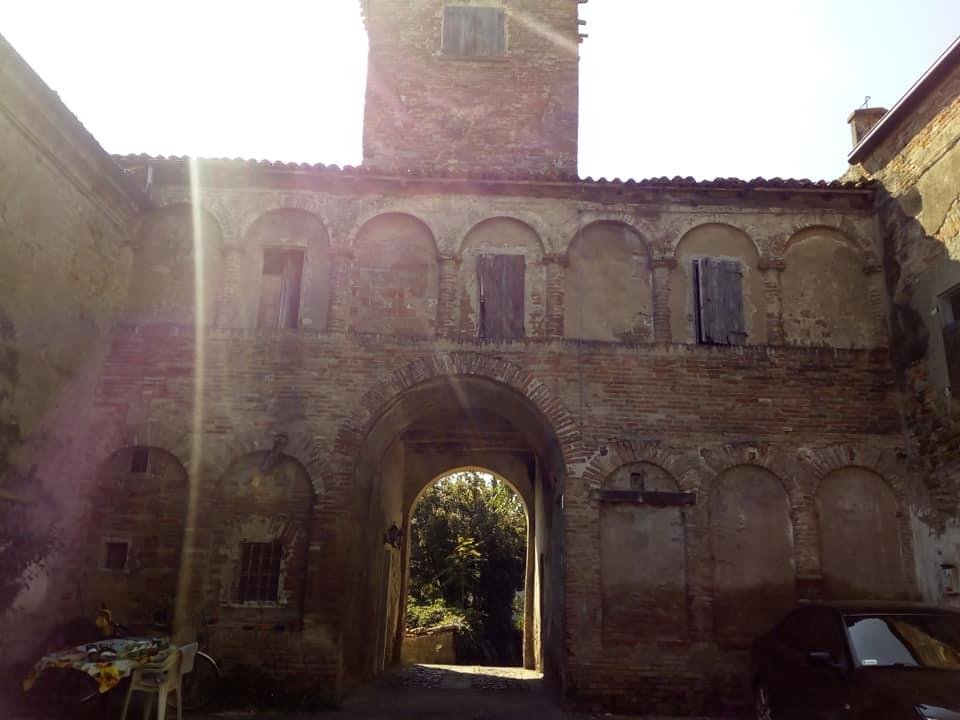 castello salvaterra emilia