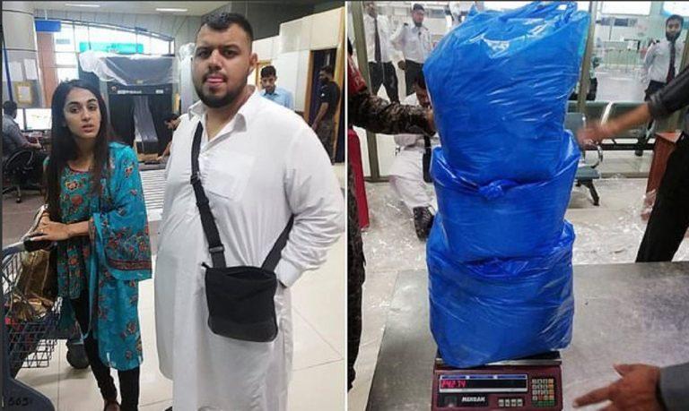 contrabbando eroina pakistan