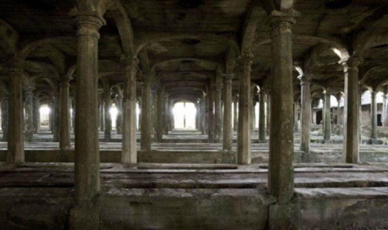 edifici abbandonati italia