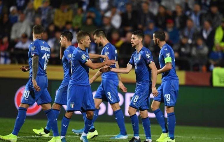 Europei 2020 l'Italia di Mancini