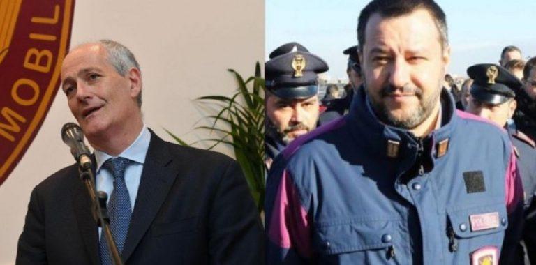 Franco Gabrielli Salvini