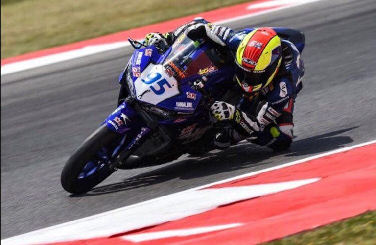 Rissa ad Ariano Irpino, coinvolto campione superbike