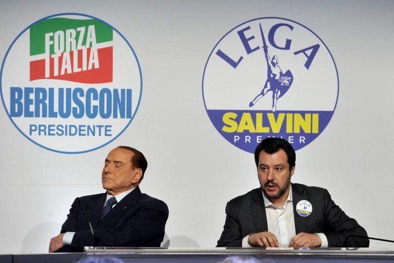Governo Conte Berlusconi