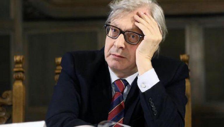Governo Conte bis Vittorio Sgarbi