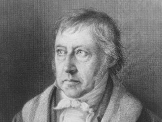 Hegel pensiero