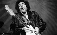 Jimi Hendrix chitarrista