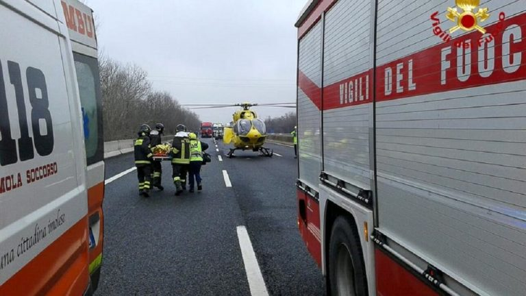 Incidente autostrada A1