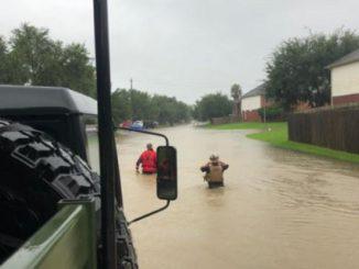 inondazioni texas