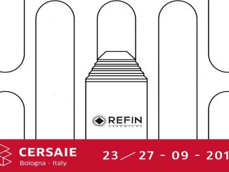 Le novità di Ceramiche Refin a Cersaie 2019, dal 23 al 27 settembre a Bologna