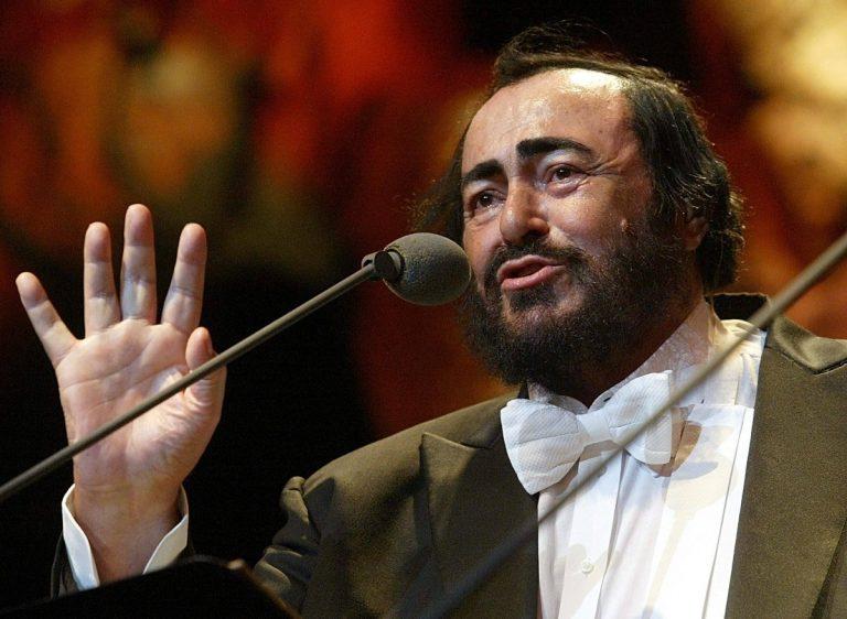luciano pavarotti biografia