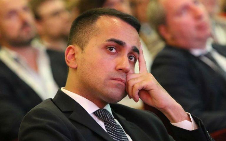 Di Maio apre al Pd: possibile un'alleanza anche alle regionali in Umbria