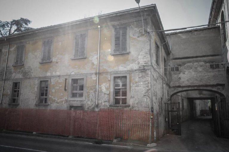 ospedale psichiatrico abbandonato