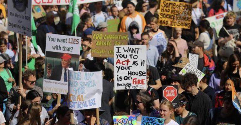 sciopero globale clima