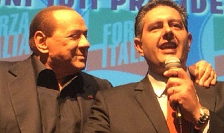 Silvio Berlusconi Giovanni Toti
