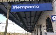 stazione metaponto