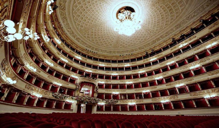 Calendario Teatro Alla Scala.Teatri Milano L Elenco Gli Eventi Le Date E Gli