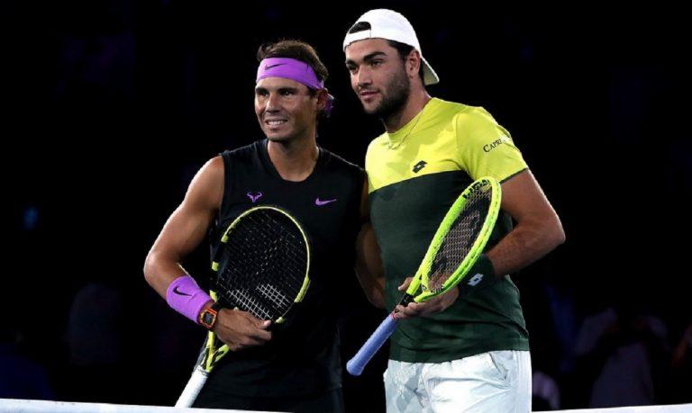 tennis us open berrettini
