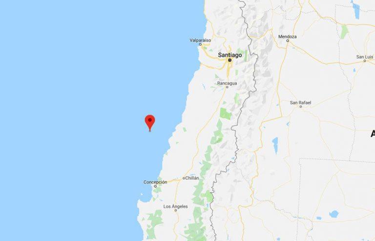 Terremoto di magnitudo 6.6 al largo del Cile: nessuna allerta tsunami