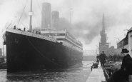 titanic resti umani