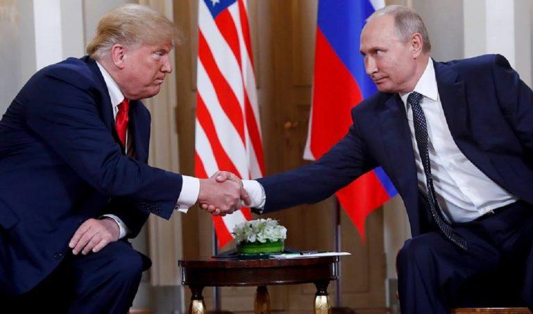 Trump Putin spia